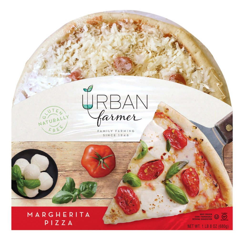 UrbanFarmer Gluten Free Pizza Margherita