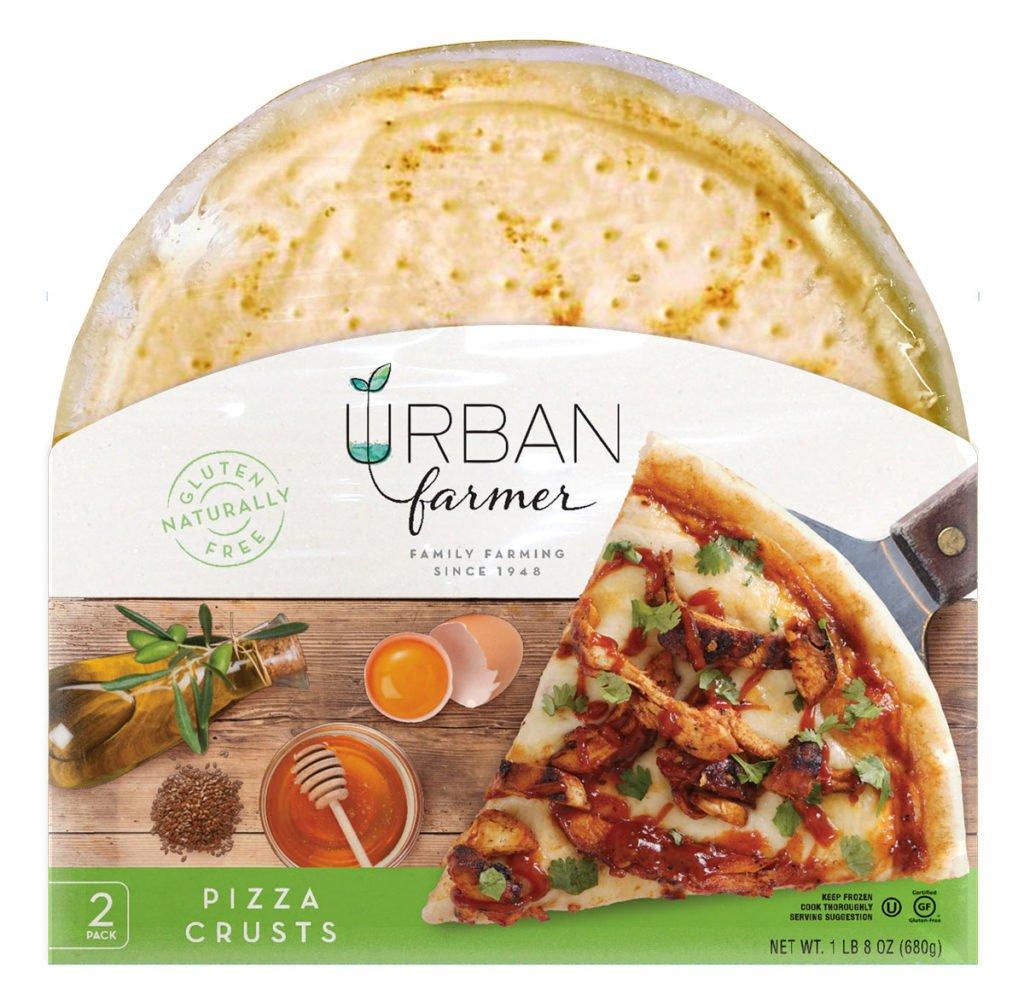 UrbanFarmer GlutenFreePizza PizzaCrust 2-pack